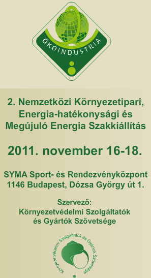 Ökoindustria kiállítás